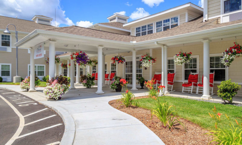 Warwick RI Senior Living All American Assisted Living